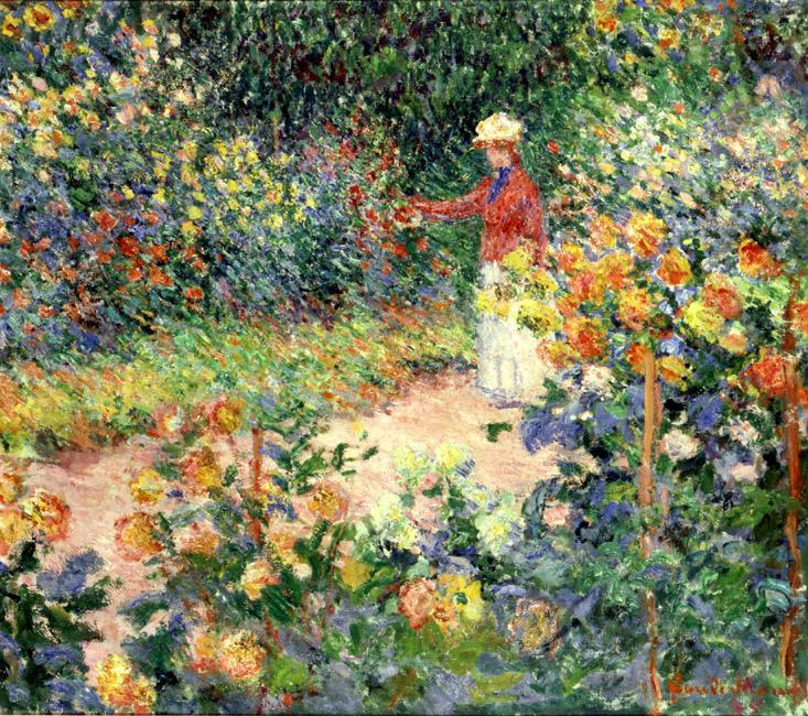 Monet 01 - Il giardino di monet ...